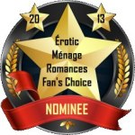 Erotic menage nominee